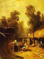 Morning in a Village, 1869, vasilyev
