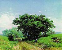 Summer Hot Day, 1869, vasilyev