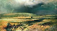 Volga Lagoon, 1870, vasilyev