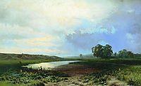 Wet Meadow, 1872, vasilyev