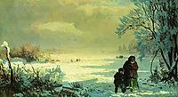 Winter, 1871, vasilyev