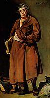 Aesop, 1640, velazquez