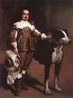 Court Dwarf Don Antonio el Inglés, 1640-42, velazquez