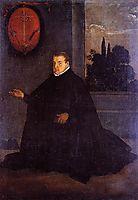 Don Cristobal Suarez de Ribera, 1620, velazquez