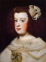 Infan Maria Teresa, 1648, velazquez