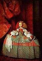 The Infanta Maria Marguerita in Pink, 1659, velazquez