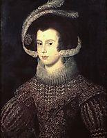 Isabella of Bourbon, c.1625, velazquez