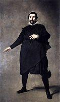 The Jester Pablo de Valladolid, 1636-37, velazquez