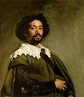 Juan de Pareja, 1650, velazquez