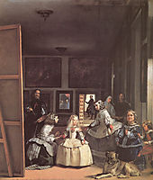 Las Meninas, 1656, velazquez