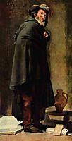 Menippos, 1641, velazquez