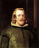 Philip IV, 1655, velazquez