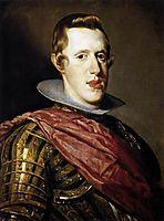 Philip IV in Armor, 1628, velazquez