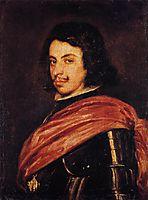 Portrait of Francesco I d-Este, 1639, velazquez