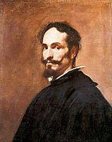 Portrait of a Man, 1649, velazquez