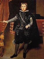 Prince Balthasar Carlos, c.1639, velazquez
