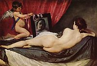 The Rokeby Venus, velazquez