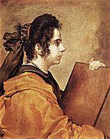Sibyl, 1632, velazquez
