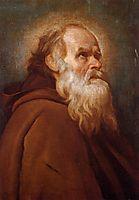 St. Anthony Abbot, 1638, velazquez