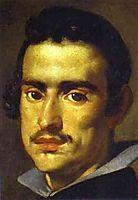 A young Man(Self-Portrait), 1624, velazquez
