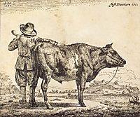 Bull, 1659, veldeadriaen