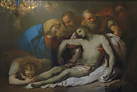 The Lamentation, venetsianov