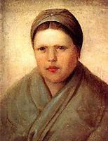 A Peasant Woman, venetsianov