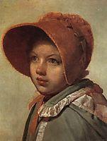 Portrait of A. A. Venetsianova, venetsianov