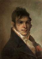 Portret of A.I. Bibikov, 1807, venetsianov