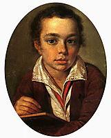 Portret of A.Putyatin, venetsianov