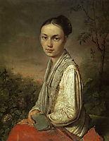 Portret of V.S. Putyatina, venetsianov