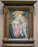 Madonna and Child, 1450, veneziano