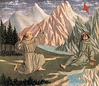 The Stigmatization of St. Francis, c.1445, veneziano