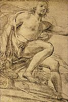 Study of Apollo, veneziano