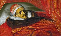 Maurice (1567-1625), Prince of Orange, Lying in State, 1625, venne