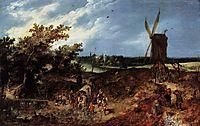 Summer, 1614, venne