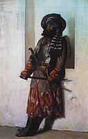 Afghan, 1870, vereshchagin