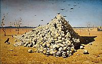 The Apotheosis of War, vereshchagin