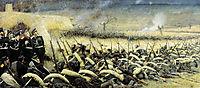 Before the attack. At Plevna, 1881, vereshchagin
