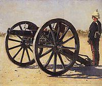 Cannon, 1883, vereshchagin