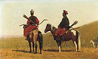 Chinese riders, vereshchagin