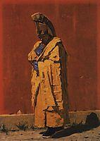 Kalmyk-lama, 1873, vereshchagin