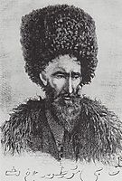Lezgin Haji Murtuz-agha from Dagestan, vereshchagin