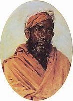 Moslem Servant, 1883, vereshchagin