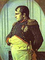 Napoleon in the Petroff Palace, vereshchagin