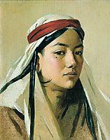 Portrait of a bacha, c.1867, vereshchagin