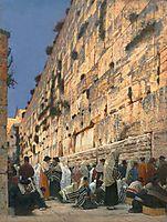 Solomon-s Wall, 1885, vereshchagin