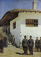 Spy, 1879, vereshchagin