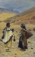 West Tibetans, 1876, vereshchagin