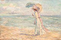 Constanța Promenade, 1910, vermont